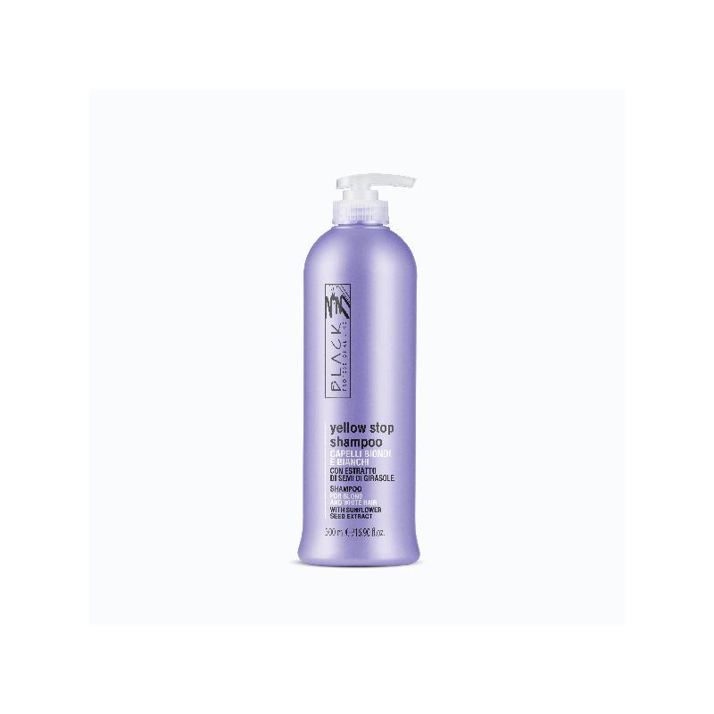 Shampooing déjaunisseur bleu (500 ml)