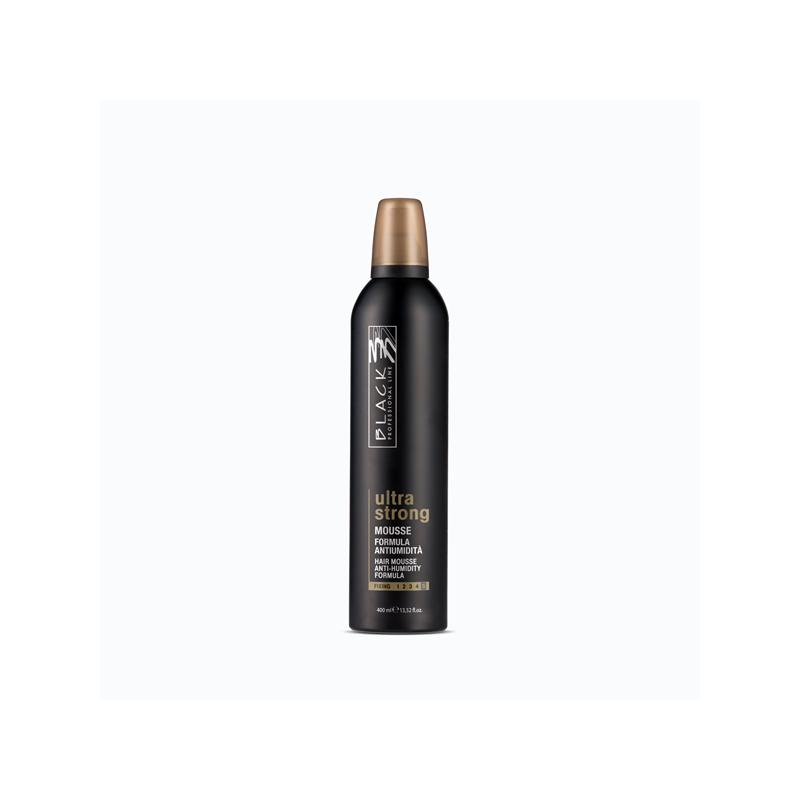 Mousse coiffante Ultra Strong (400 ml)