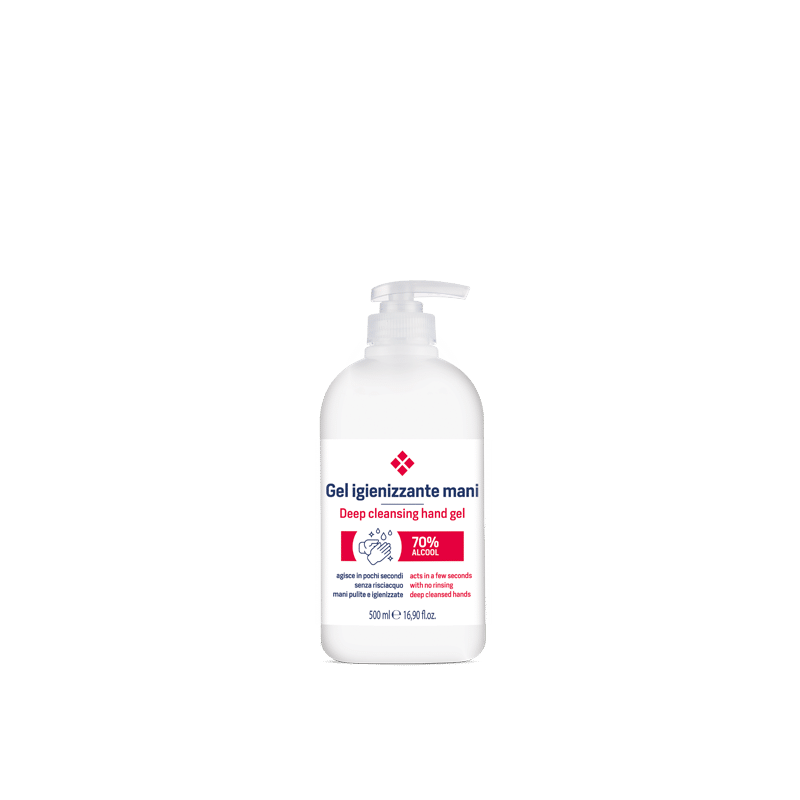 gel hydro alcoolique 500 ml